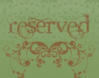 RESERVED for KAREN (2)