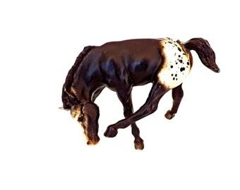 Vintage Breyer Horse Figurine, Miniature Horse, Toy Horse, Barn Decor, Horse Decor, Home Decor, Collectible Horse, Breyer Molding