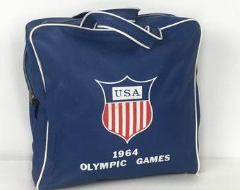vintage 1964 Tokyo Olympics bag