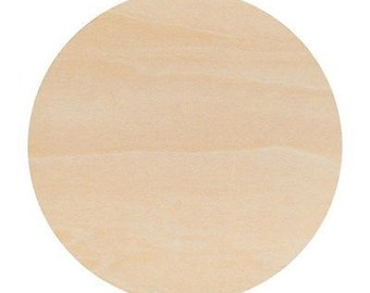 3 Wooden Circles 10 Inches Woodpeckers®