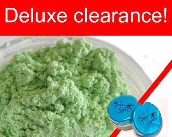 CLEARANCE - Mineral eyeshadow - SUMMER LEAVES - A40 - Vegan - Handmade makeup