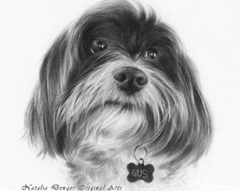 CUSTOM Pet Portrait, Custom Portrait, Family Gift, Animal Portrait, Charcoal or Pencil Drawing, Special Gift, Birthday Gift, Fathers Day
