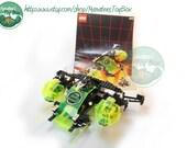 Vintage LEGO set Blacktron Aerial Intruder 6981 JD
