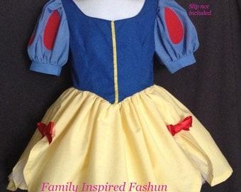 Snow White costume, Snow White dress
