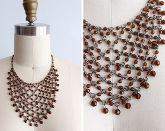 Vintage Opulent Athenais Necklace