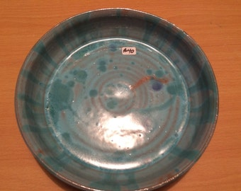 Pottery bowl/plate