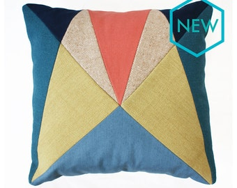 Multi Linen AU 'After Upholstery' Cushion