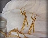 18ct. Gold Earrings, approx.7.2g. Yellow Gold Barley Sugar Twist Earrings, Lovely Gift, Birthdays, Staff Gift, Love, For someone special