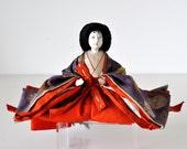 Vintage Japanese Hina Altar Doll