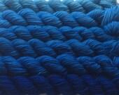 Gradient yarn set-merino luster wool, handdyed yarn 150 g- hand painted dyed sock shawl ombre - Ocean