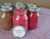 "16oz Wood Wick Soy Candles CHOOSE YOUR SCENT ""Candles for St. Christopher's Children's Hospital"""