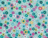 36173 -  Erin McMorris Forest Hill - Meadow in Mint  color PWEM059 - 1 yard