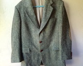 Doctor Who tweed coat with elbow patches