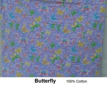 Butterfly's 100% Cotton Kneeling Pillow