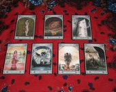Tarot by Erajia - 7 Card Forward Momentum Spread - A private reading just for you!