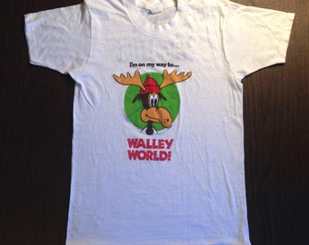 1983 National Lampoon's Vacation t-shirt, small