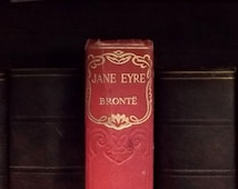 Jane Eyre book by Charlotte Bronte