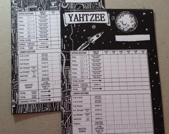 Super Awesome Custom Yahtzee Score Sheets Dangling Fury 2015
