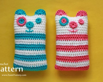 Crochet Pattern - A Baby's First Teddy Bear (Pattern No. 072) - INSTANT DIGITAL DOWNLOAD