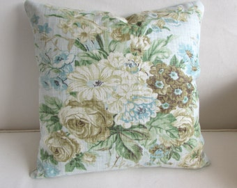 ROSE BOUQUET decorative designer pillow cover 20x20