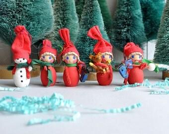 Tiny Holline Danish Elf - Ornaments - Choice