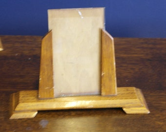 art deco simple ok picture frame