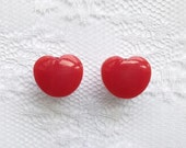 Red Heart Plugs Gauges Size: 0g (8mm), 00g (10mm)