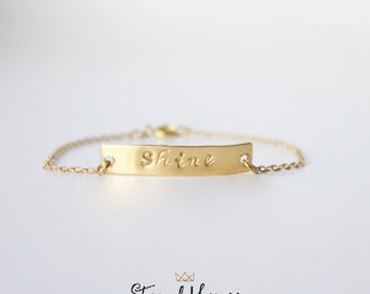 ID Bar Bracelet