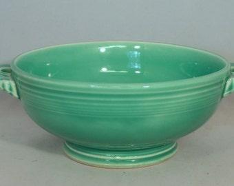 Fiestaware Cream Soup Bowl Original Light Green