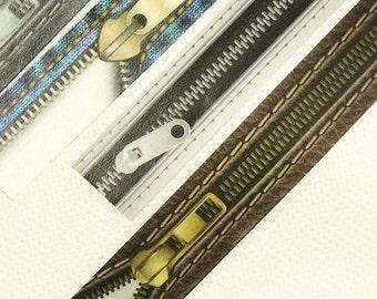 Zip Black - Japanese Washi Masking Tape - 7.6 Yards
