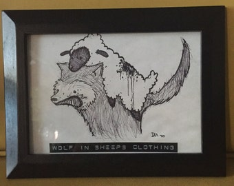 Wolf In Sheeps Clothing (original)