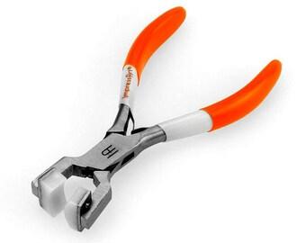 Bracelet Bending Pliers, Bracelet Making Tool, Impressart Tool, Nylon Jaw Pliers, Metal Cuff Making Tool