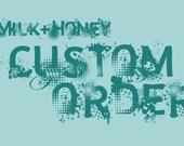 Custom Order for Frappzilla