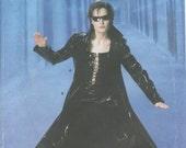 UNCUT Simplicity 5380 Matrix Trinity Costume Pattern Misses Size 14-22