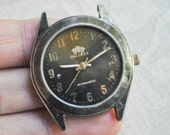 Vintage wrist watch ORIENTEX for parts.Didn't work.