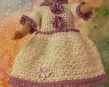 "Lady Lavender for Riley Kish or 8"" Heartstring/Effner by JDL Doll Clothes"
