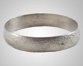 Ancient Viking  Wedding Band Jewelry C.866-1067A.D. Size 10 3/4   (20.3mm)(Brr1050)
