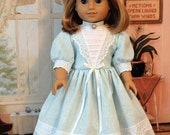 Dress and Hat for 18 Inch Dolls