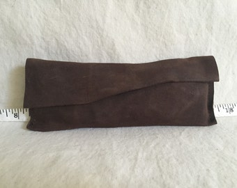 Brown Clutch -1197-