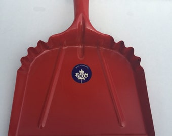 Echo dustpan red