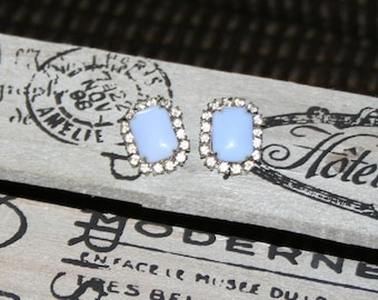 Vintage Weiss Earrings Clips