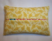 Yellow Leaves Purse Tissue Cozy/Holder