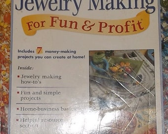 Jewelry Making for Fun and Profit  2000     Lynda S. Musante and Maria Given Nerius