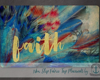 Religious Placemats Etsy