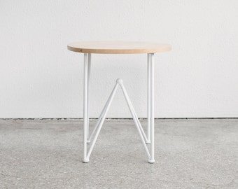 Modern Side or End Table / Plant Stand