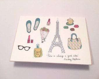 Paris Is Always A Good Idea  (#330)