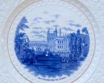 New College, Oxford, College Plate by Wedgwood & Co.
