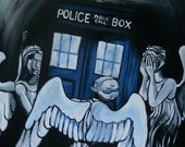The Angels have the Phone Box (Print)