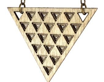 EYEFUL | layered necklace