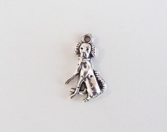 10CT. 21mm, Dog Charms, (Y1)